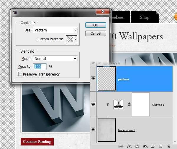 Дизайн блогу: практикум зі створення макета