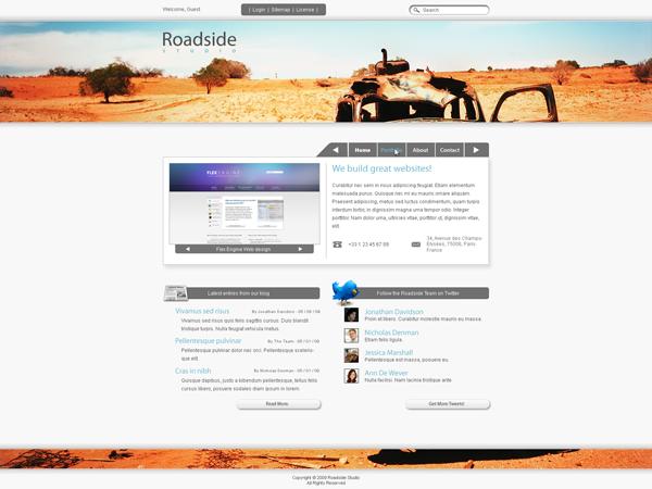 Класний дизайн і верстка сайту з нуля. Частина I