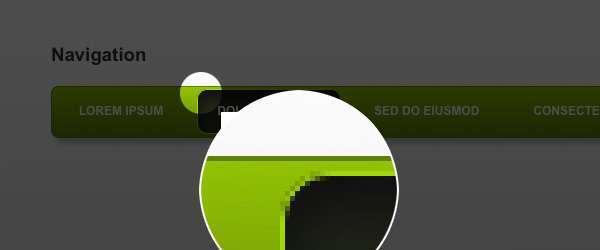 Створюємо закруглені кути в CSS і Photoshop