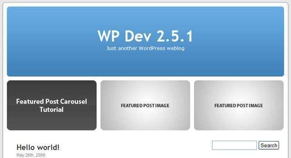 Як зробити слайдер популярних постів для WordPress
