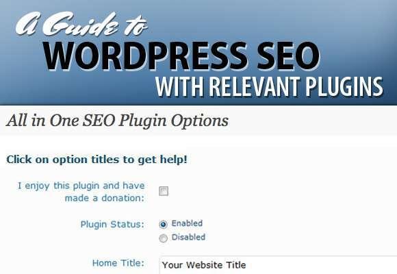 SEO плагіни для WordPress